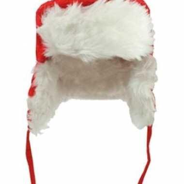 Pluche bontmutsen kerst kopen