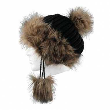 Wintermuts Sherpa zwart kopen